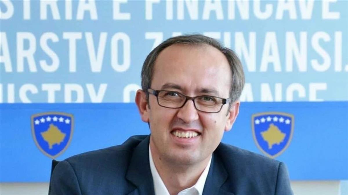 科索沃總理自曝確診武肺!展開自主居家隔離
