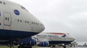 航空懷舊:英航全面退役波音747 機迷熱搜紀念品