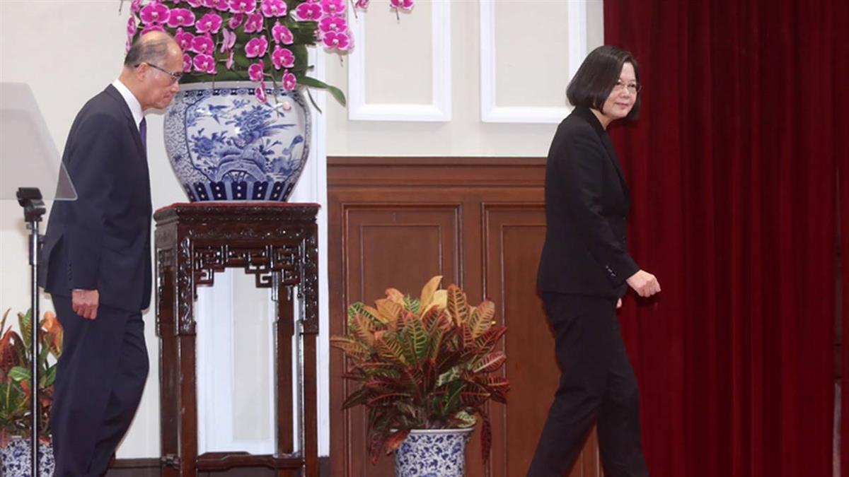 黨政高層:不陷派系糾紛 蔡總統迅速拍板李大維