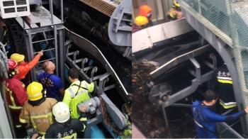 屍首分離!北市抽水站職工落水 遭捲入攔汙柵慘死