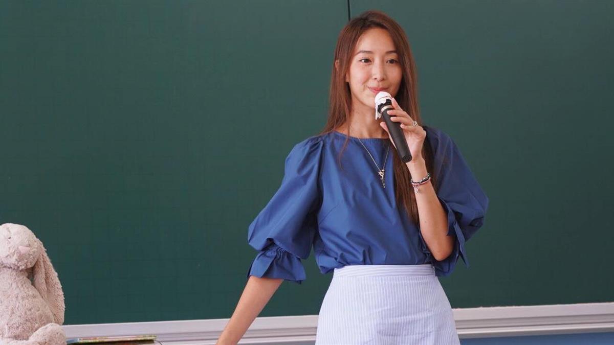 隋棠為受害女童發聲 屏府教育處長處理不當記過