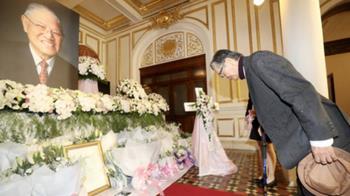 李登輝逝世  外交部:逾500名國際友人悼念