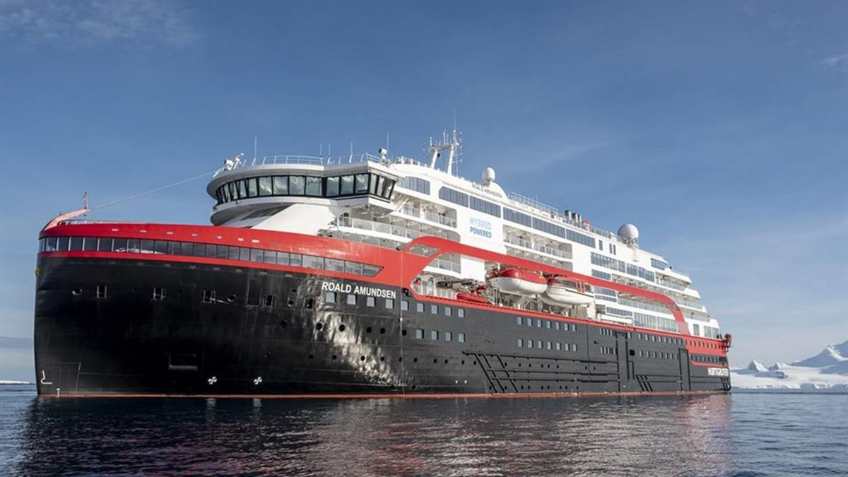 挪威郵輪爆群聚!41人確診 禁百人以上郵輪靠港