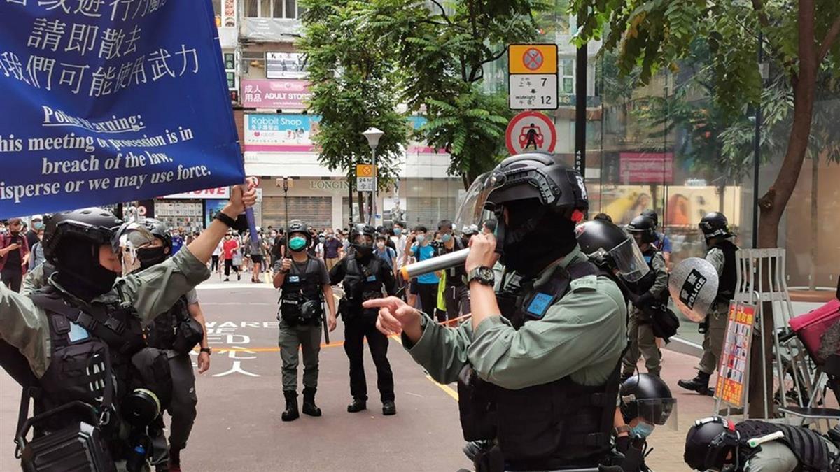 抗議港區國安法 法中止批准對港引渡條約