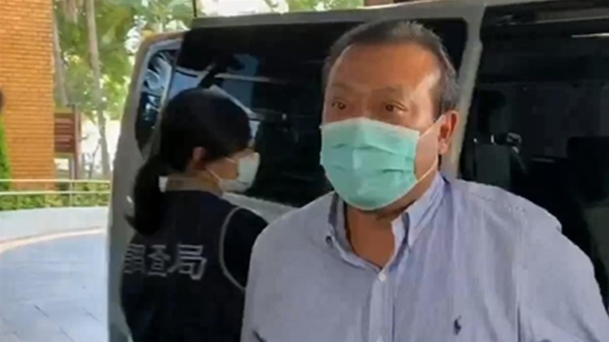 蘇震清遭到羈押 民進黨決議立刻停權
