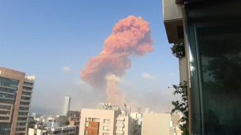 黎巴嫩首都貝魯特強爆炸致數千人受傷醫院不堪重負