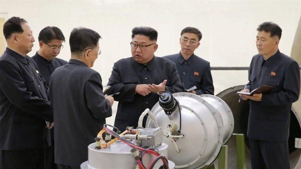 聯合國內部報告:朝鮮「可能」實現了核武器小型化