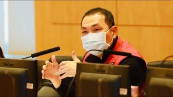防二波疫情 侯友宜:新北5大場所實名制戴口罩