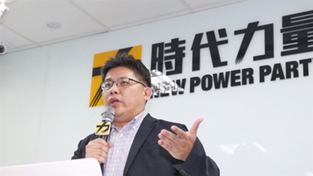 徐永明涉賄!時力決策委員總辭