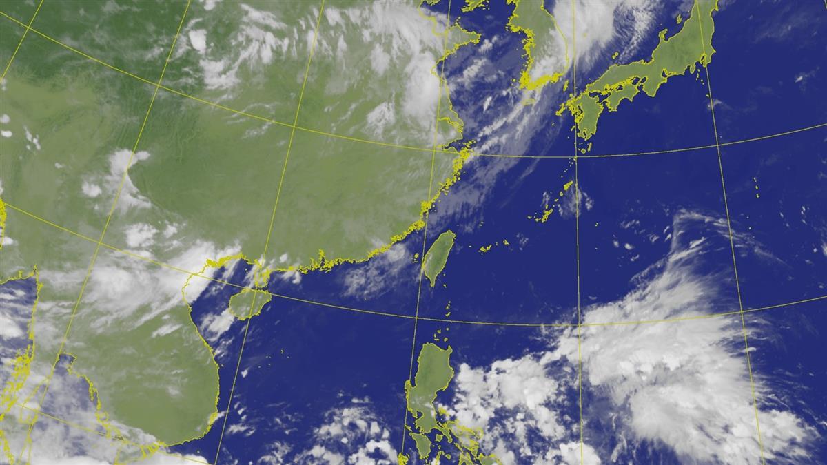 這天後恐有熱帶擾動生成!氣象局:不排除形成颱風