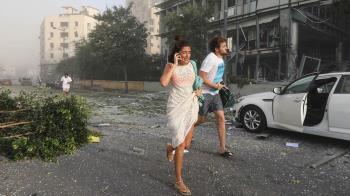 黎巴嫩首都貝魯特大爆炸:死亡人數破百 港口官員被軟禁