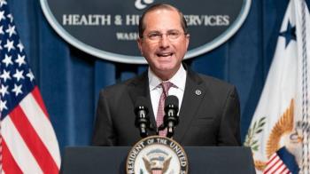 美國衛生部長將成1979年來訪台的最高級別官員