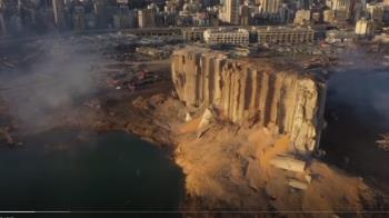 黎巴嫩大爆炸!男炸飛漂海30小時 滿身鮮血獲救