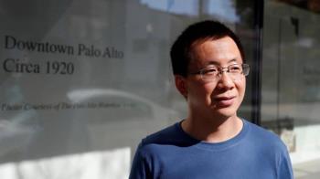 抖音創始人張一鳴: TikTok風波中被推上風口浪尖的中國高科技新貴