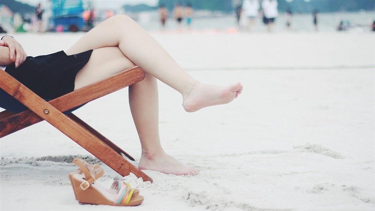 小腿痠痛癢不能輕忽 女性靜脈曲張竟比男性高4倍!