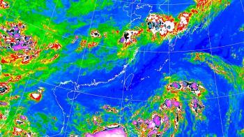 薔蜜颱風最快今形成!周一變天全台轉雨