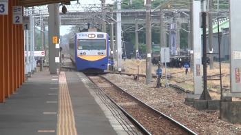 熱暈?田中火車站驚傳婦人落軌 遭區間車輾斃