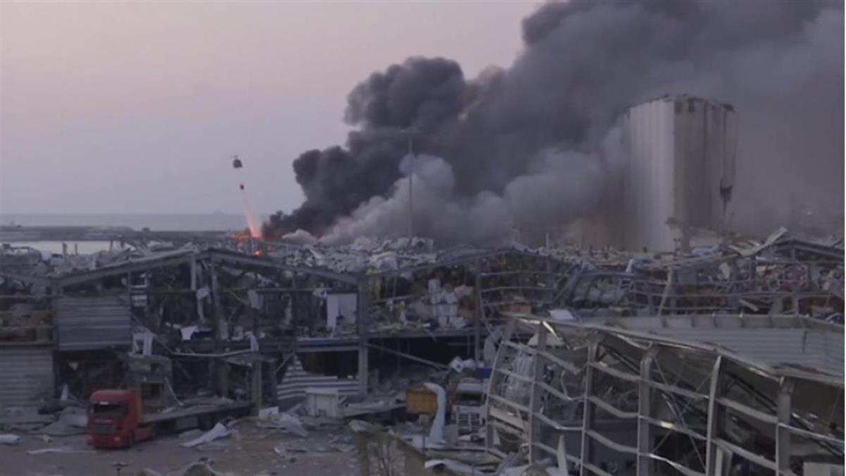 2750噸硝酸銨買家揭密!黎巴嫩總統3周前就知危險