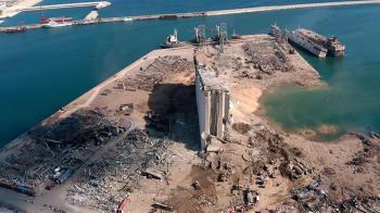 黎巴嫩貝魯特大爆炸:圖說歷劫前後