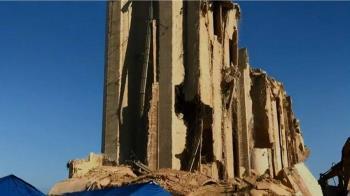 黎巴嫩貝魯特大爆炸:走進港區「原爆點」