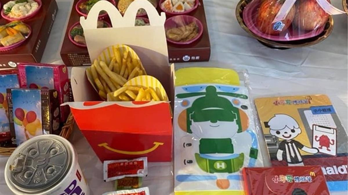 7歲妹生前愛吃!新竹麥當勞破例7點炸薯條 暖舉網全痛哭