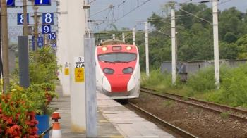 普悠瑪動力不足爬不上坡 退回銅鑼站旅客轉乘