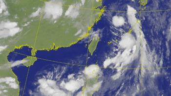 低壓帶北上 中南部10日起注意雨勢