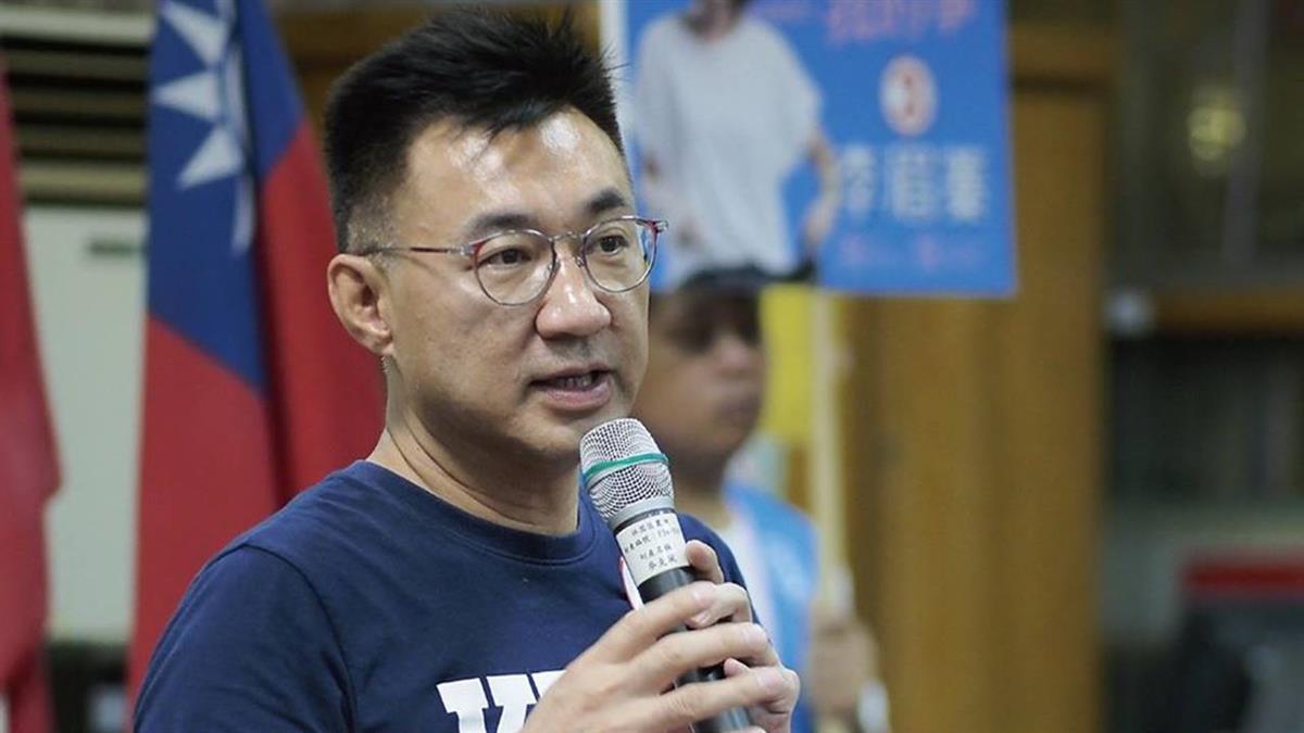 高市長補選民進黨喊光榮投3次 江啟臣:是投3號