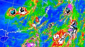 10:30海陸警報齊發!第六號颱風生成