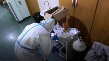 肺炎疫情:當證明新型冠狀病毒疫情存在也成為一種抗爭