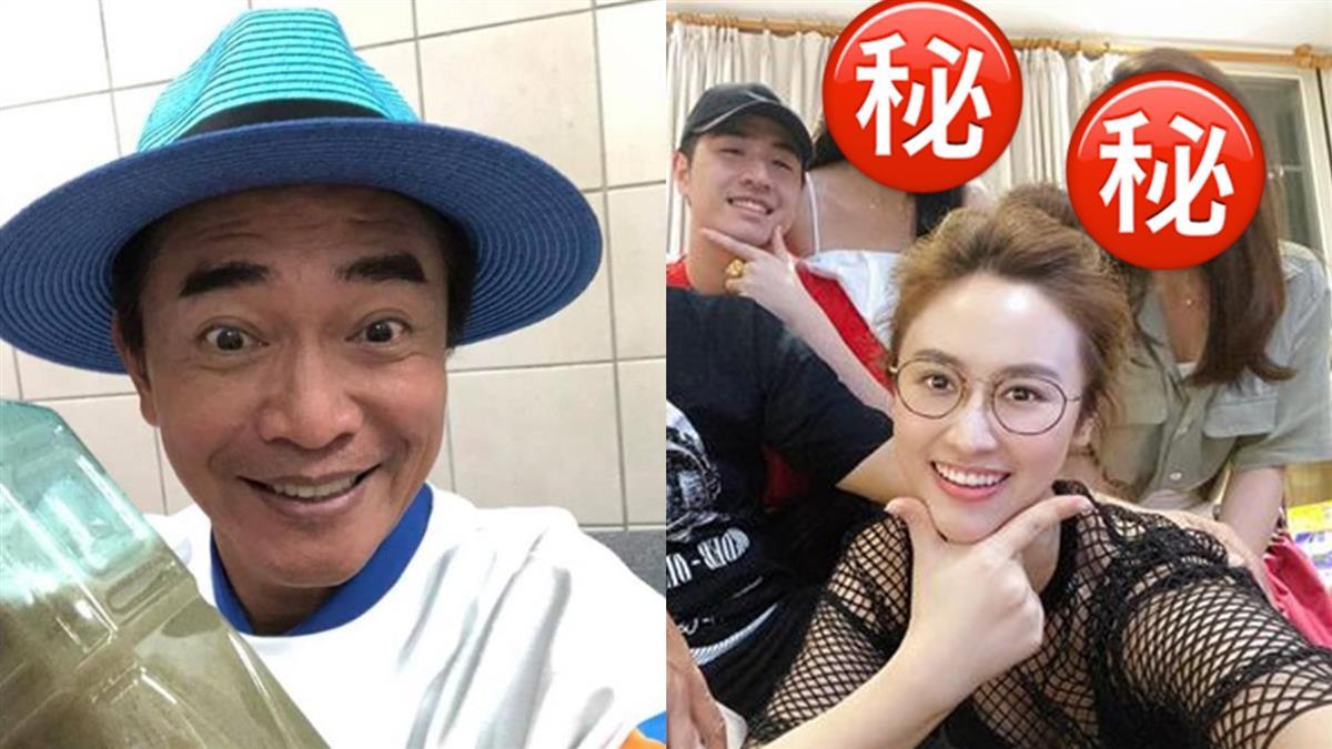 吳宗憲超漂亮3女兒首度曝!上萬網暴動搶認岳父