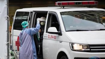 全球武肺確診破2000萬例! 死亡人數超過流感