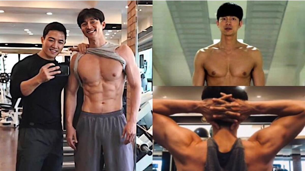揭密孔劉「賀爾蒙男神」養成術! 健身教練:自律是基本功