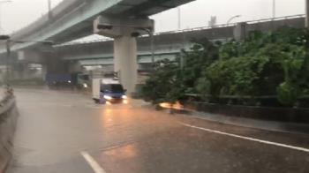 快訊/北北桃雷雨彈開炸 15縣市雨下到晚上