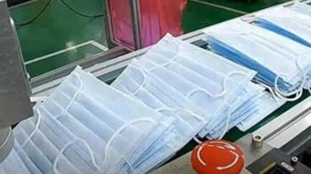 竊取醫療口罩6千片 李姓中校、張姓上士遭羈押禁見