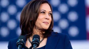 美國大選:拜登宣佈競選搭檔 亞非裔混血參議員哈里斯中選