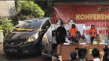 抓到了!52歲印尼台商慘死 蛇蠍女秘書懷孕殺人奪產