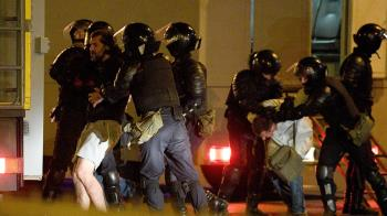 白俄羅斯暴力鎮壓抗議者 聯合國人權專員譴責