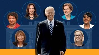 美國總統大選:拜登女性副手人選的重重懸念