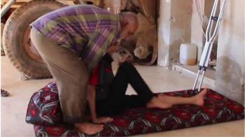 敘利亞大批病人未能前往土耳其就醫的困境