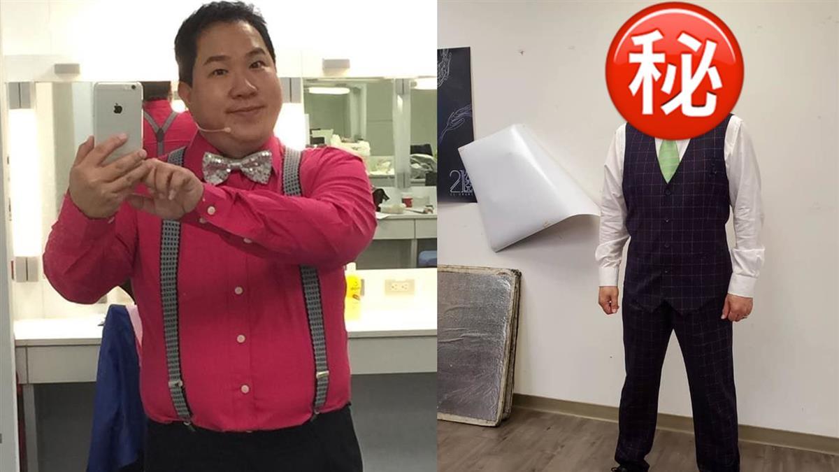半年減掉34公斤!劉爾金瘦身秘訣曝 對比照嚇死人