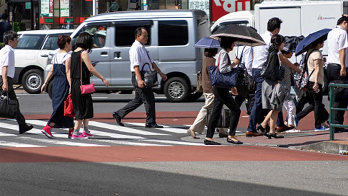 日本各地連日高溫 中暑送醫或死亡案例頻傳