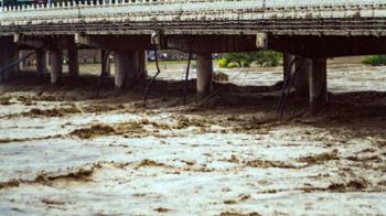 美國智庫:北韓最近洪災 可能危及核設施
