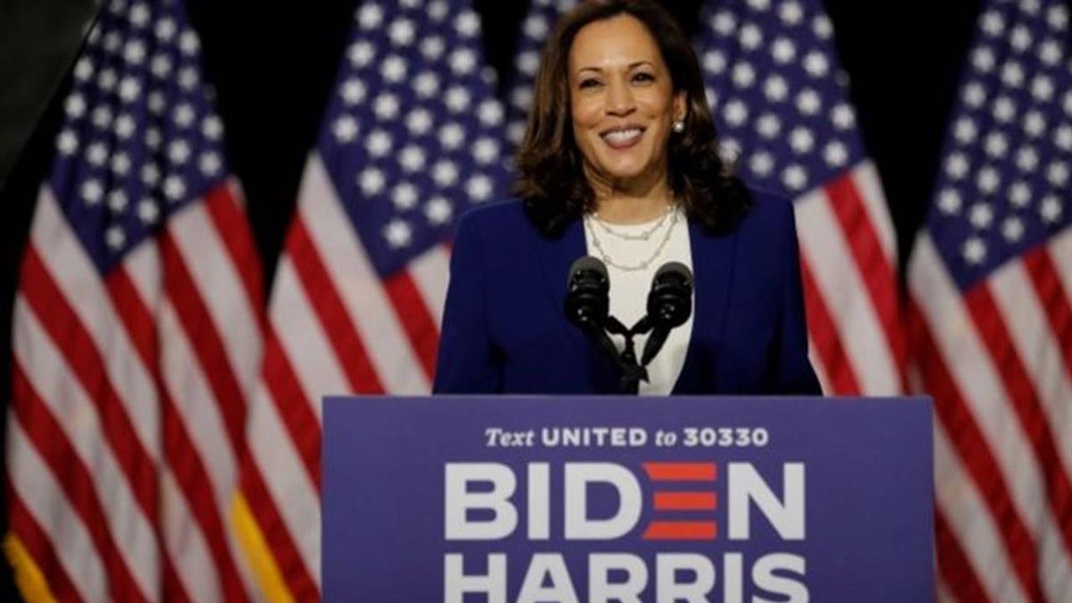 2020美國大選:拜登-哈里斯首亮相 指川普讓美國「支離破碎」
