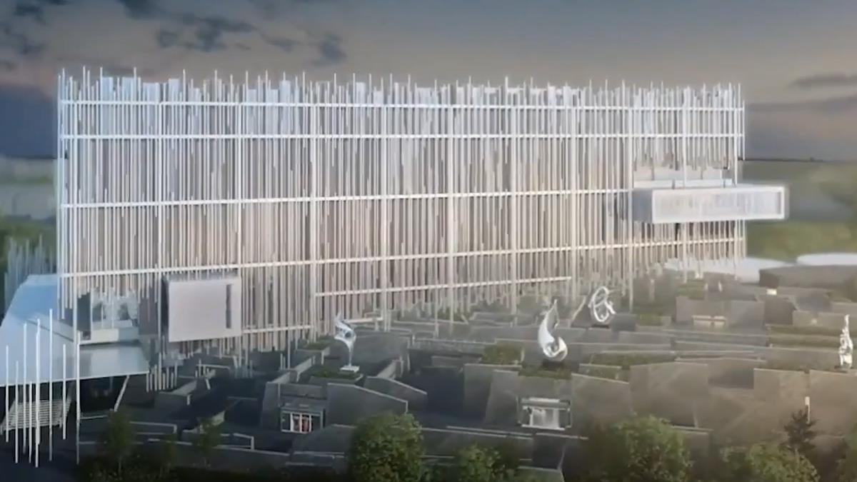 新北鶯歌藝術城計畫 打造國際美學新廊帶