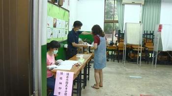 快訊/高雄市長補選!左營投票所一民眾突撕毀選票 警調查中