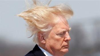 川普抱怨洗頭難,美國政府提議加快淋浴出水速度