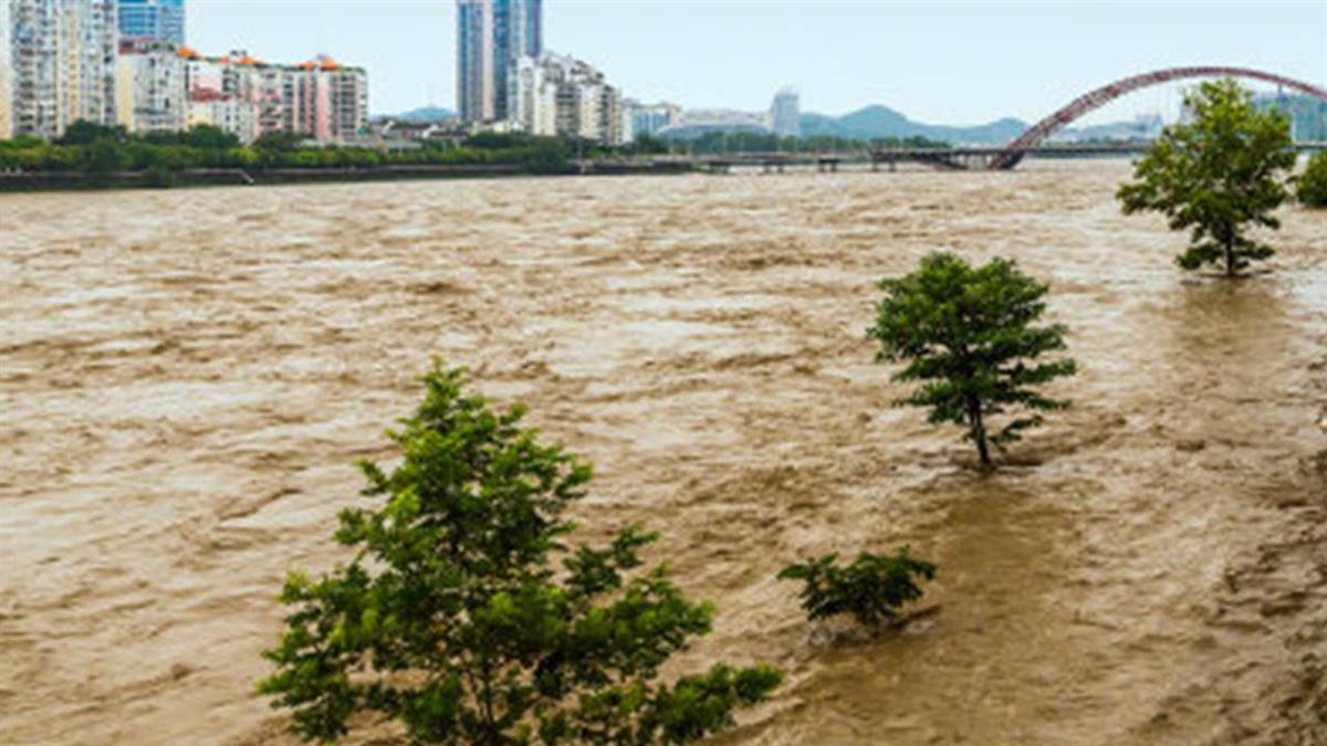 4號前腳剛走 中國官方:長江5號洪水將來臨