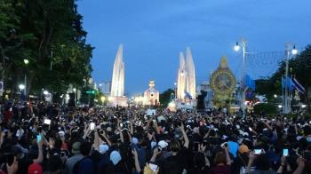 萬人籲解散國會修憲 泰國爆近6年最大規模抗議