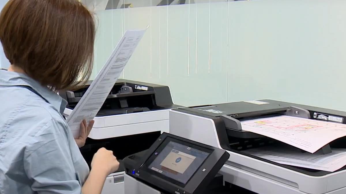 EPSON微噴影印機 免加熱噴墨技術省電環保